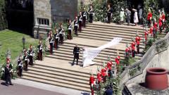 Най-интересното от приема на кралицата след сватбата на Хари и Меган