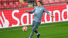 Мануел Нойер няма интерес към офертата на Челси