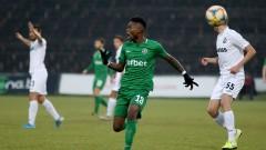 Славия - Лудогорец 1:0, гол на Кръстев!