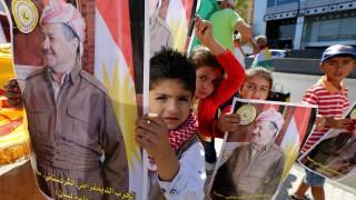Защо Европа трябва да подкрепи кюрдска държава