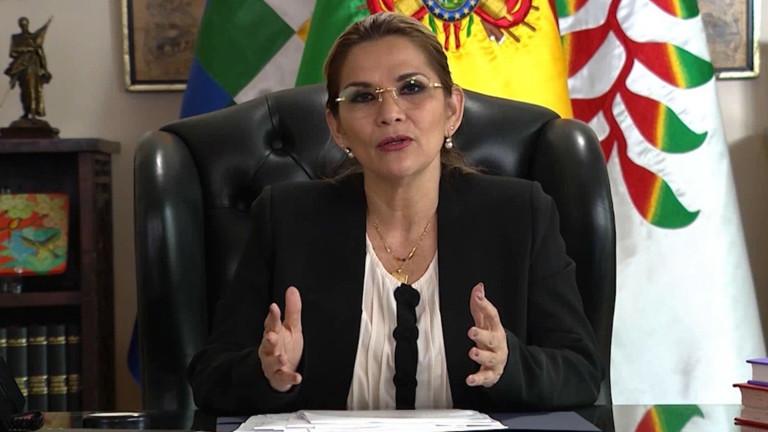 Боливия под блокада до 10 май