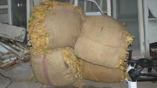 Задържаха над 200 кг тютюн без акциз в София