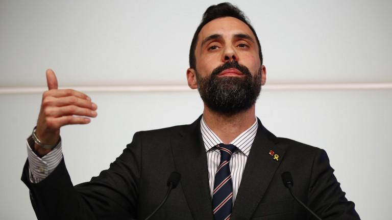 Телефонът на висш политик в Каталуния хакнат от Испания