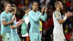 Ван Дайк е аут от Евро 2020, поне засега
