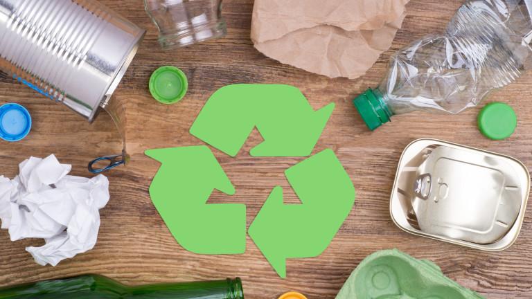 Снимка: Какво не можем да рециклираме