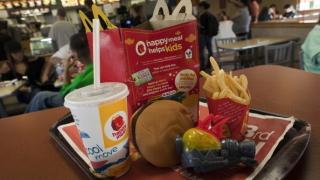 За жалост на децата: McDonald's няма да раздава играчки в Happy Meal