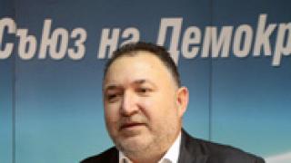 """СДС-лидерът поиска мястото на Мартин Димитров в """"Синята коалиция"""""""
