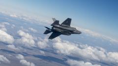 ВВС на САЩ приземиха Ф-35