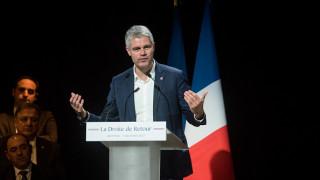 """Френската партия """"Републиканците"""" избра нов лидер с крайнодесни възгледи"""