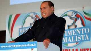 Разследват подозрителна смърт на свидетелка срещу Берлускони