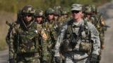 САЩ разположиха стотици войници, танкове и артилерия в Румъния