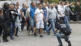Фенове на Легия биха футболистите на отбора