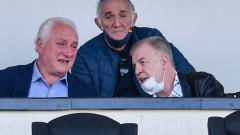 Левски е бил близо до спонсорски договор с унгарска фирма
