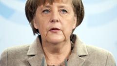 Меркел иска единство за фискалния пакт