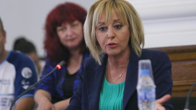 Генерално сбъркан модел на управление на София вижда Манолова