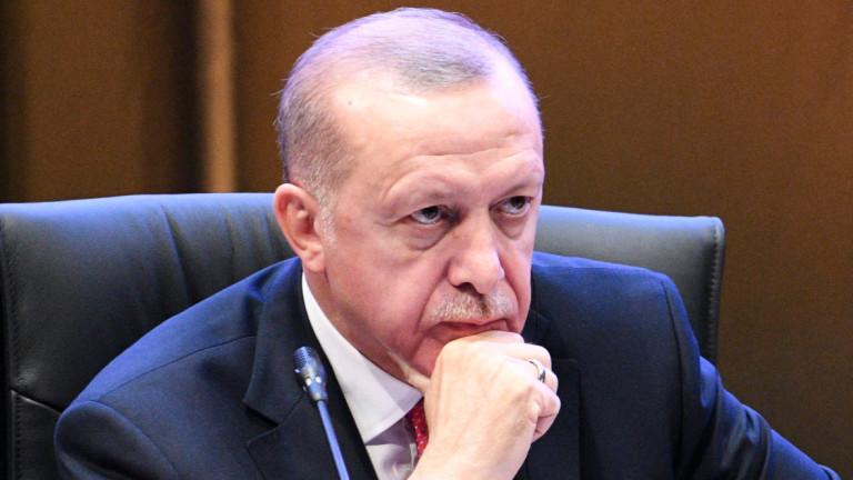 Ердоган обещава да увеличи военната подкрепа за Либия, ако се наложи