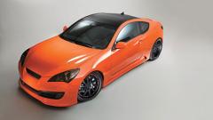Hyundai Genesis Coupe заприлича на Porsche 911 GT3 RS