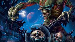 Iron Maiden оглавяват класации за албуми?