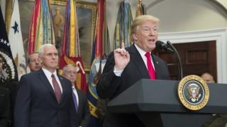 """""""Идиот"""" е най-често използваната дума от американците по адрес на Тръмп"""