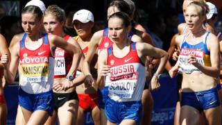 Всички резултати на Олена Шумкина от 2011-а досега са анулирани