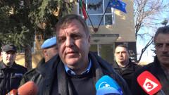 Каракачанов: Гетата не се търпят