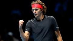 Резултати в четвъртината на Александър Зверев от Australian Open