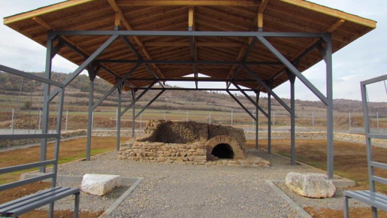 През 2020 г. за археологически проучвания на изграждащите се големи
