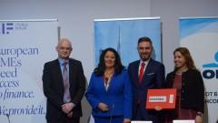 Европейският инвестиционен фонд подписа гаранционни споразумения с три български банки