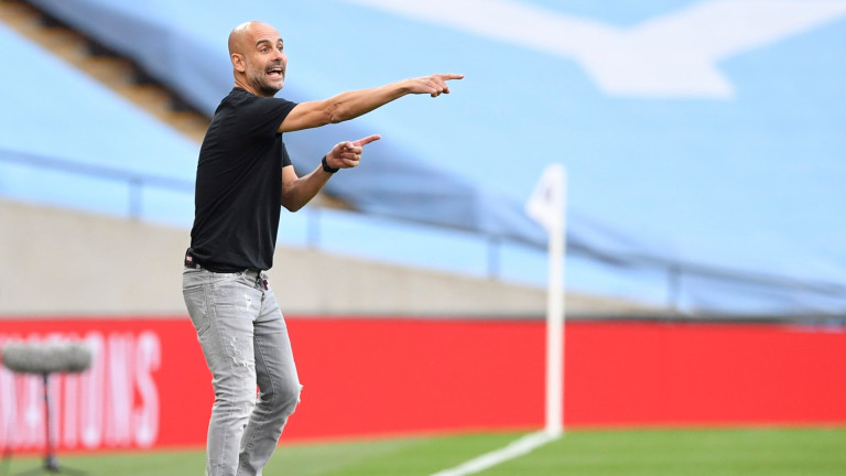 Пеп Гуардиола разкритикува шефа на Ла Лига