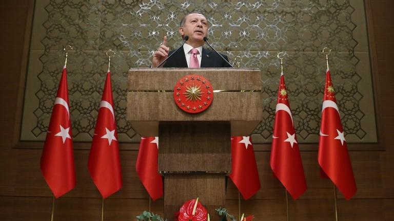 Ердоган даде начало на кампанията преди референдума