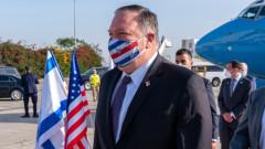 Помпео е непосредствена заплаха за Близкия изток