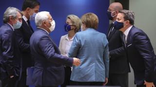 Евролидерите търсят разведряване на отношенията с Турция
