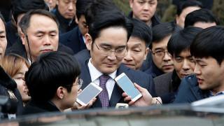 Прокуратурата също обжалва 5-годишната присъда на наследника на Samsung