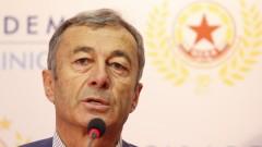 Марков: Доказахме във времето, че ЦСКА е голям фактор, поздравявам нашите фенове!
