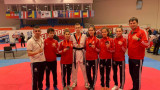 """Българските таекуондисти във върхова форма на """"София Оупън 2019"""" - 33 медала за страната ни!"""