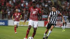 Жеферсон може да бъде глобен от ЦСКА, ако не отпътува към Испания скоро