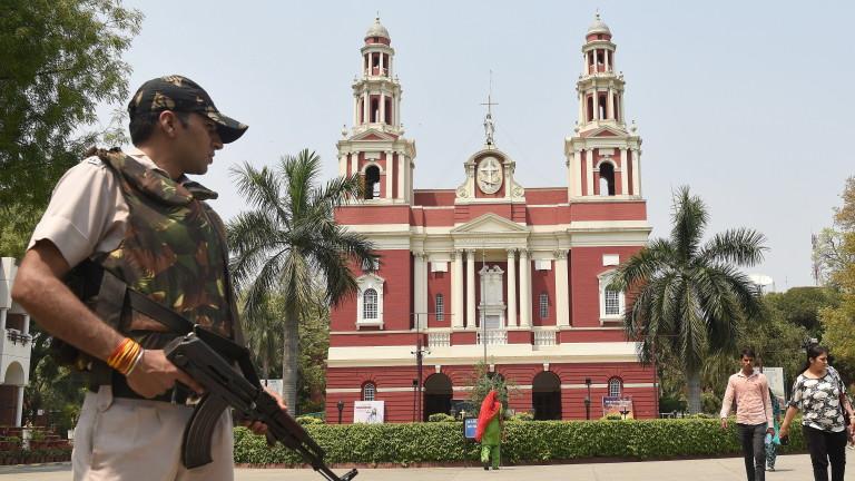 Предвид развитието на ситуацията в Шри Ланка и евентуалната вероятност