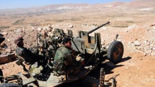 Сирийската армия започна да използва нови оръжия от Русия