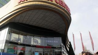 Сигнал за бомба отново изпразни столичен Мол