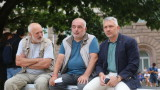 """""""Отровното трио"""" блокира ГКПП Калотина след речта на Борисов"""