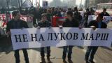 Това е откровено неонацистко сборище, възроптаха противници на Луков марш