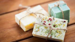 Лесни рецепти за домашен сапун