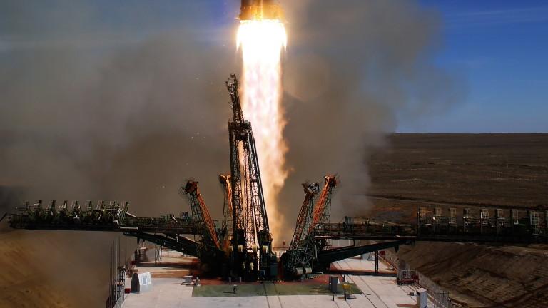 Русия успешно изстреля ракета носител