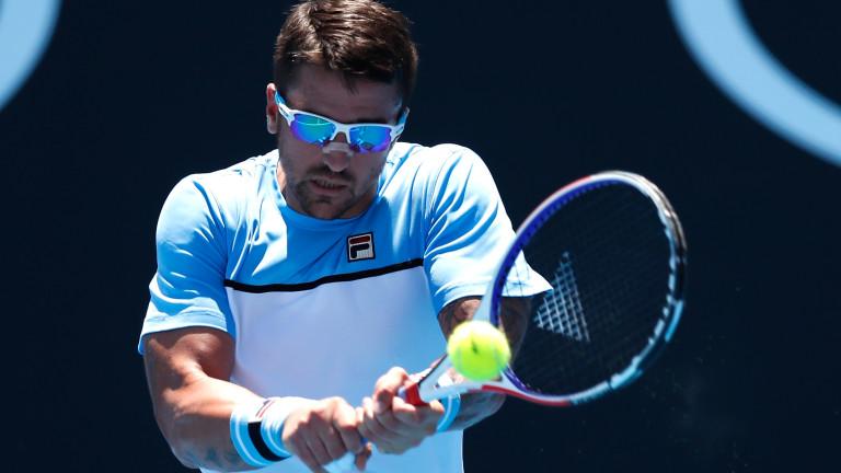 34-годишният сръбски тенисист Янко Типсаревич, който е достигал до №8