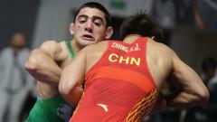 Първи медал за България от Световното първенство по борба