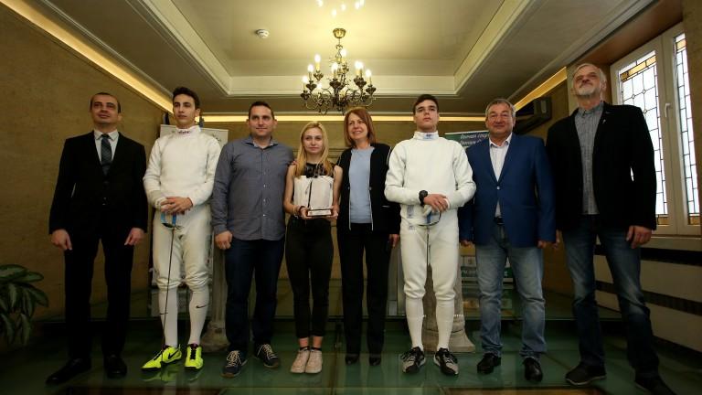 Всички състезания от календара на Българска федерация по фехтовка се