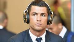 """Роналдо """"изключи"""", не желае да коментира бъдещето си"""