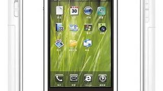Meizu M8 3G през март 2010 г.