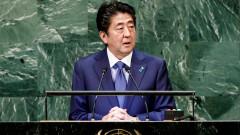 Абе иска среща с Ким чен Ун, сред приоритетите му е свободната търговия