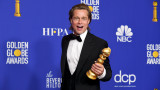 "Златен глобус 2020, ""Жокера"", Брад Пит и кои са големите победители"